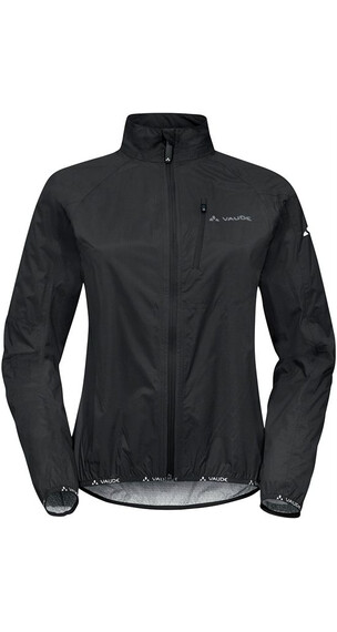 VAUDE W's Drop Jacket III Black (010)